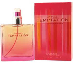 Animale ANIMALE TEMPTATION by ANIMALE Eau de Parfum Spray for Women ~ 1.7 oz / 50 ml