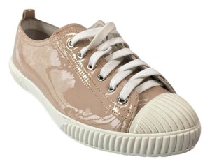 Prada Low Top Nude Flats