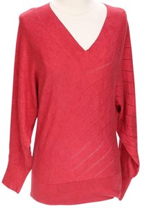 MICHAEL Michael Kors Textured V-neck Sweater
