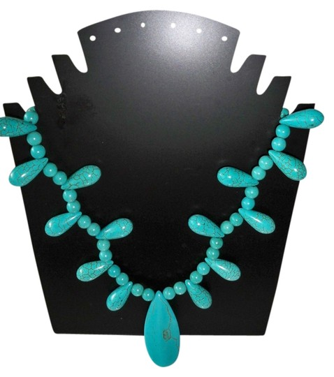 Other Turquoise Gemstone Necklace