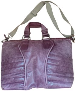 Kenneth Cole Satchel in purple
