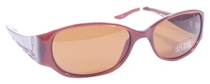 Guess GUESS GU7120 Sunglasses Color BRN-1 Brown ~ Size 53 mm