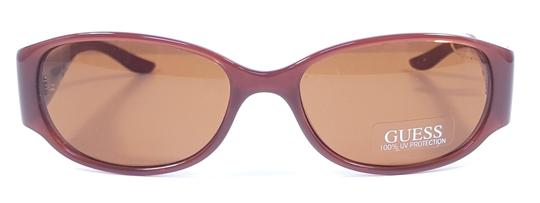 Guess GUESS GU7120 Sunglasses Color BRN-1 Brown ~ Size 53 mm Image 1