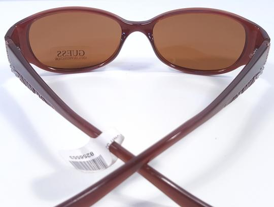 Guess GUESS GU7120 Sunglasses Color BRN-1 Brown ~ Size 53 mm Image 3