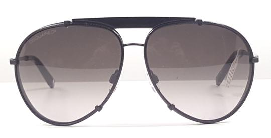 Dsquared2 DSQUARED2 DQ0075 Sunglasses Color 02B Black ~ Size 61 mm Image 1