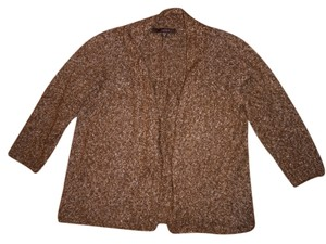 Fever Cardigan Brown Sweater