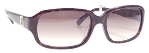 Fendi FENDI FS5233R Sunglasses Color 214 Havana ~ Size 56 mm