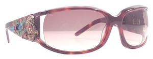Ed Hardy ED HARDY EHS 035 Sunglasses Color Tortoise ~ Size 62 mm