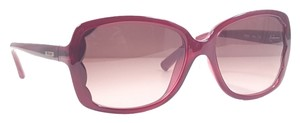 Valentino VALENTINO V608S Sunglasses Color 606 Rouge Noir ~ Size 56 mm