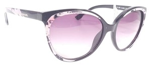 Diesel DIESEL DL0009/S Sunglasses Color 05B Black/Pink/White ~ Size 57 mm
