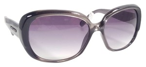Giorgio Armani GIORGIO ARMANI GA 909/S Sunglasses Color YUI Black / Gray ~ Size 56 mm