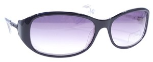 Guess GUESS by MARCIANO GM645 Sunglasses Color BLKM-35 Black White ~ Size 58 mm