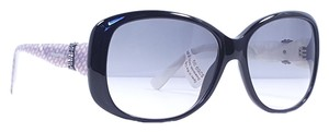 Swarovski SWAROVSKI APRIL SK0012 Sunglasses Color 05B Black / Gray Gradient ~ Size 60 mm