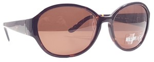 William Rast WILLIAM RAST WRS 2006 Sunglasses Color TO-1 TORTOISE w/Brown Lenses ~ Size 59 mm