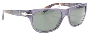 Persol PERSOL PO2944 Sunglasses Color 878/31 Azure Smoke Transparent ~ Size 53 mm
