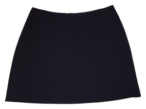bebe Mini Night Out Sexy Mini Skirt Black