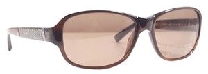 Kenneth Cole KENNETH COLE NY KC7014 Sunglasses Color 50E Dk Brown ~ Size 57 mm