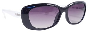 Calvin Klein CK by CALVIN KLEIN CK3131S Sunglasses Color 314 Black/White ~ Size 56 mm
