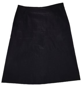 DKNY Office Skirt Black