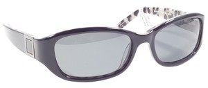 Banana Republic BANANA REPUBLIC SUSAN/S Sunglasses Color DT4P Black Spot Tortoise Polarized ~ Size 54 mm