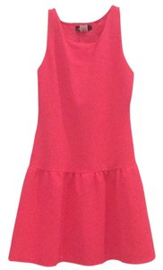 B. Darlin short dress Hot Pink Mini Sexy Flare on Tradesy