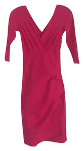 La Petite Robe di Chiara Boni Size 38 Side Ruffle Dress