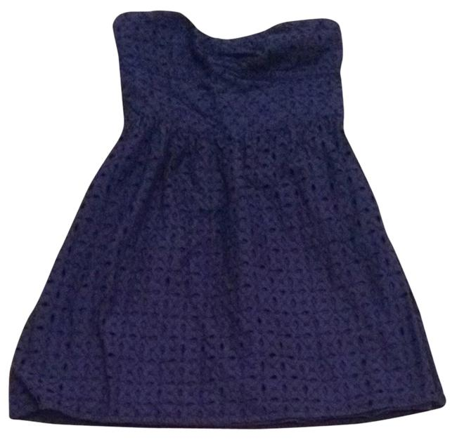Preload https://item5.tradesy.com/images/american-eagle-outfitters-blue-short-casual-dress-size-0-xs-1139859-0-0.jpg?width=400&height=650
