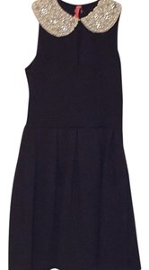 Eight Sixty short dress Blac on Tradesy
