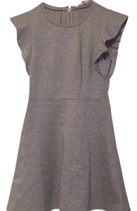 BCBGeneration short dress Grey on Tradesy