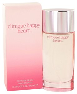Clinique Clinique HAPPY HEART Womens Perfume 3.4 oz 100 ml Eau De Parfum Spray