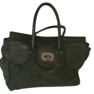 Liebeskind Tote in Forest green
