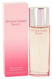 Clinique Clinique HAPPY HEART Womens Perfume 1.7 oz 50 ml Eau De Parfum Spray