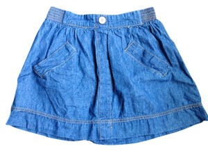 other Skirt Denim Blue
