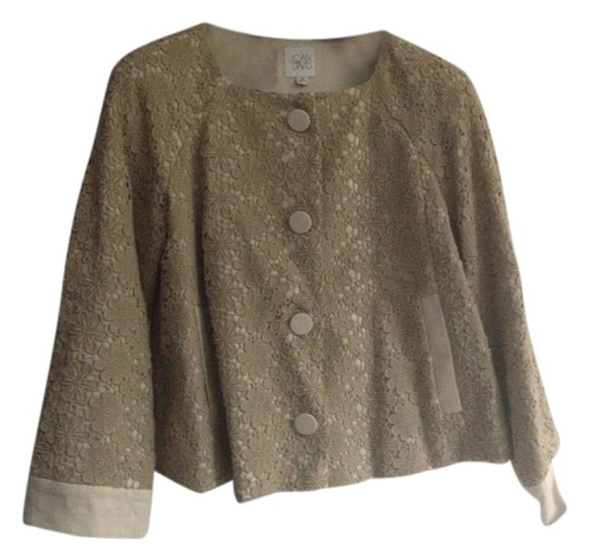Preload https://img-static.tradesy.com/item/1139912/joan-and-david-lace-beige-jacket-size-petite-8-m-0-0-650-650.jpg