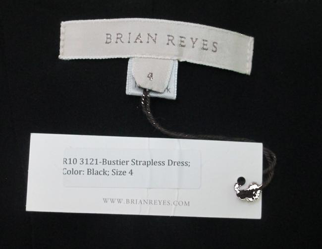 Brian Reyes Moire Celebrity Dress