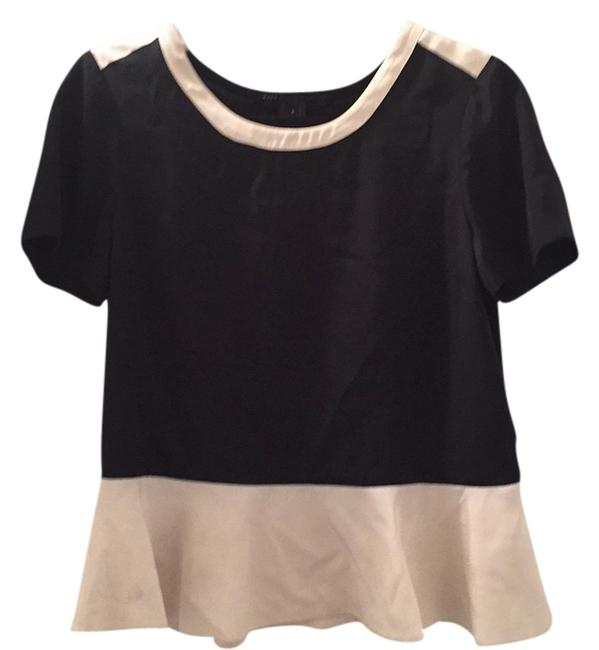 Preload https://img-static.tradesy.com/item/11399587/marc-by-marc-jacobs-black-and-white-blouse-size-4-s-0-1-650-650.jpg