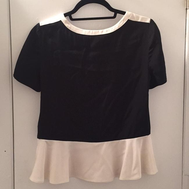 Marc by Marc Jacobs Top Black & white Image 1