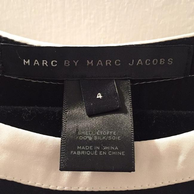 Marc by Marc Jacobs Top Black & white Image 2