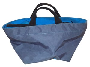 Herve Chapelier Tote in Blue And Turquiose