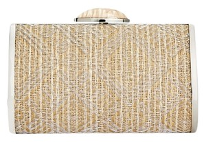 Badgley Mischka silver/gold Clutch