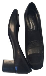 Belle by Sigerson Morrison Black leather Flats