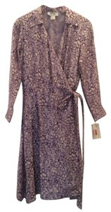 Bob Mackie short dress Purple on Tradesy