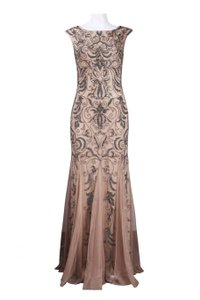 Adrianna Papell Buff 091880660 Dress