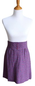Other Skirt pink, purple, grey