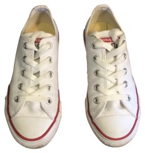 Converse Chuck Taylors Youth White Athletic