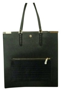 Ann Taylor Tote in Black