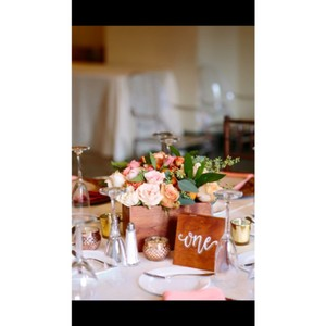 Mixed Meticallics (Gold and Rose Gold) Votive/Candle
