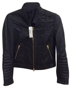 J.Crew Leather Jacket