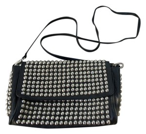 Other Studded Clutch Punk Cross Body Bag