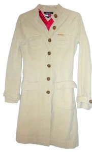 Tommy Hilfiger Size Small Trench Coat